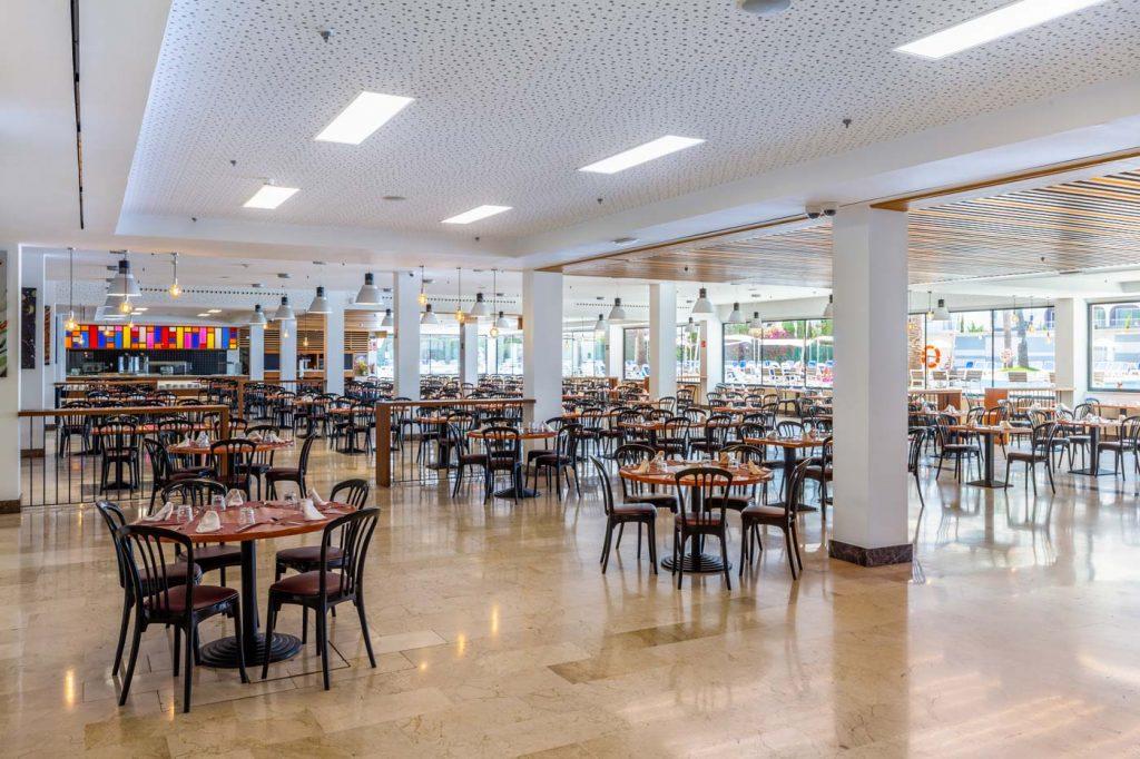 hotel-samos-magaluf-restaurant-layout
